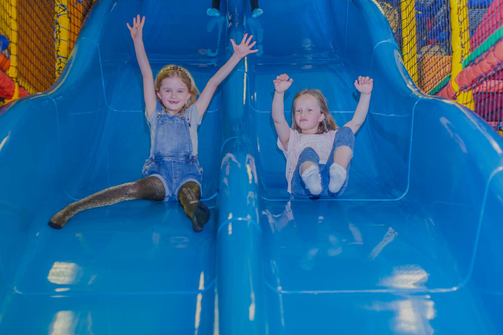 kids-on-a-slide